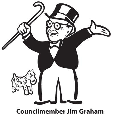Jim Graham Councilmember Washington DC -- Bribes are his fancy